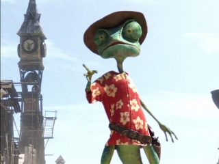 Rango French Trailer 5 Subtitled
