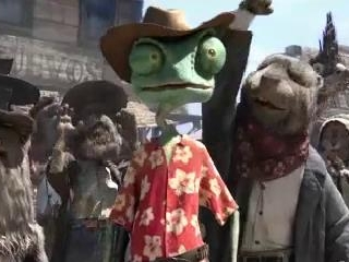 Rango Cantonese Trailer 5