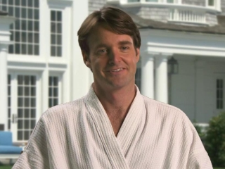Thats My Boy Will Forte On His Character