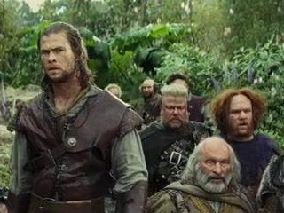 Snow White And The Huntsman The Dwarves Of Snow White Spanish Subtitled