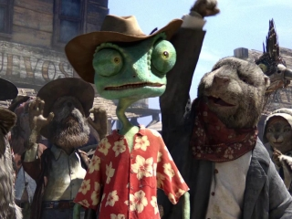 Rango Turkish Trailer 5