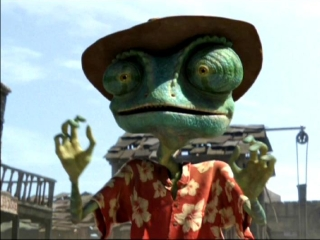 Rango Dutch Trailer 5 Subtitled
