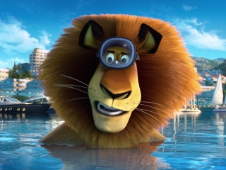Madagascar 3: Europe's Most Wanted: Survive (Tv Spot)