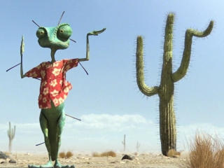 Rango Polish Trailer 2