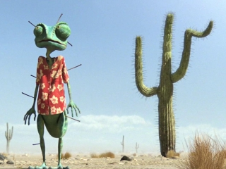 Rango German Trailer 2