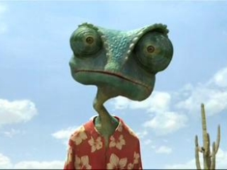 Rango Greek Trailer 2
