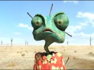 Rango Turkish Trailer 2