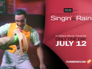 Turner Classic Movies Presents Singin In The Rain 60th Anniversary Event
