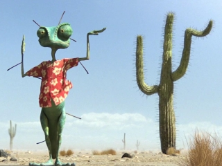 Rango Danish Trailer 2