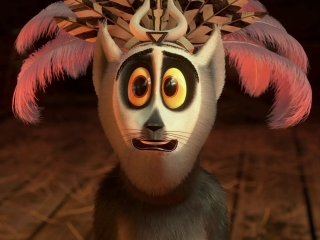 Madagascar 3 Europes Most Wanted Fat Hairy Supermodel