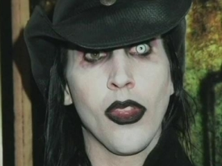 Marilyn Manson Fear Of A Satanic Planet
