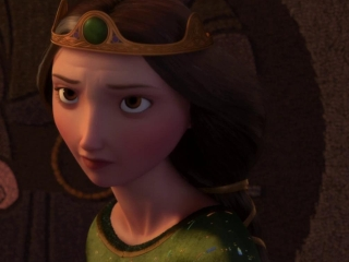 Brave: Advice To Elinor