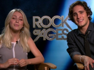 Rock Of Ages Featurette 3