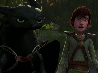How To Train Your Dragon Bulgarian Trailer 4