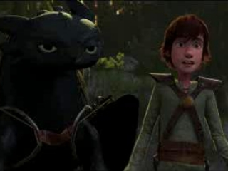 How To Train Your Dragon Hebrew Trailer 4