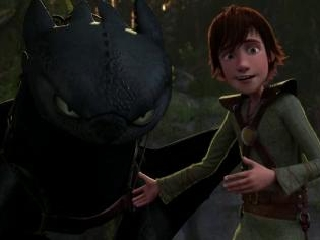 How To Train Your Dragon Cantonese Trailer 4