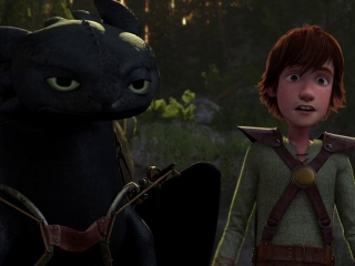 How To Train Your Dragon French Trailer 4 Subtitled