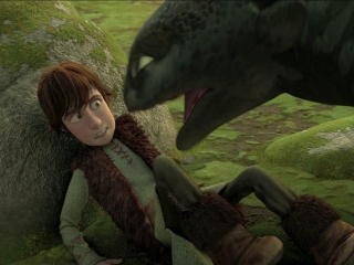 How To Train Your Dragon Danish Trailer 4