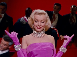 Gentlemen Prefer Blondes Clip 1