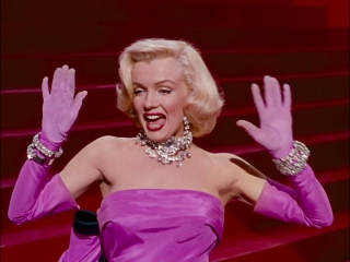 Gentlemen Prefer Blondes Clip 2