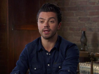 Abraham Lincoln Vampire Hunter Dominic Cooper On The Movie