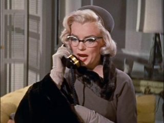 How To Marry A Millionaire Clip 1