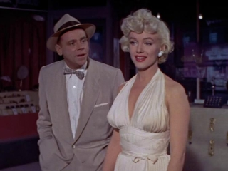 The Seven Year Itch Clip 1