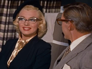 How To Marry A Millionaire Clip 2