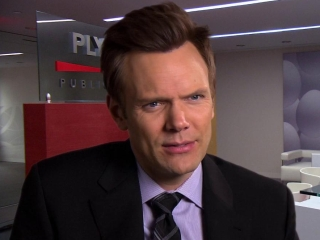 Ted Joel Mchale On Rexs Attitude