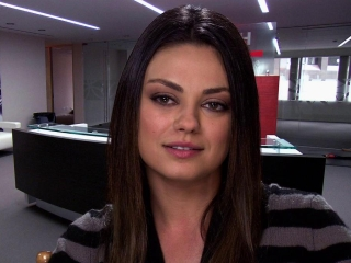Ted Mila Kunis On First Hearing About The Project