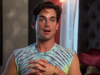 Matt Bomer On The Choreography