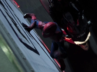 The Amazing Spider-man Police Chase French Subtitled