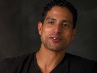 Magic Mike Adam Rodriguez On His Dance Routines
