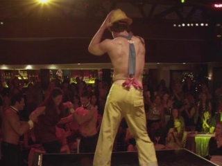 Magic Mike Fireman Dance