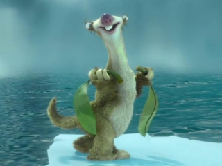 Ice Age Continental Drift Must Be A Party Cruise