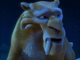 Ice Age Continental Drift Diego In Love