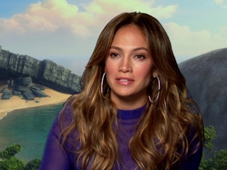 Ice Age Continental Drift Jennifer Lopez On Her Characters Story