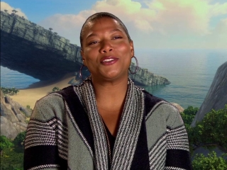Ice Age Continental Drift Queen Latifah On Her Character