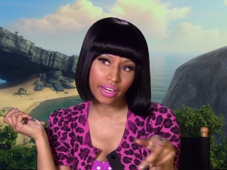 Ice Age Continental Drift Nicki Minaj On Her Character