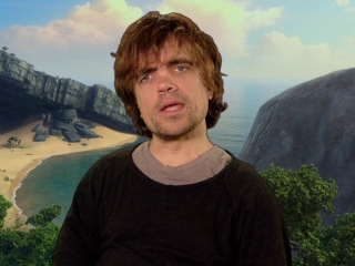 Ice Age Continental Drift Peter Dinklage On His Character
