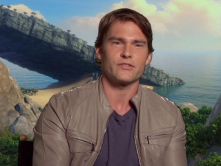 Ice Age Continental Drift Seann William Scott On Crashs Evolution