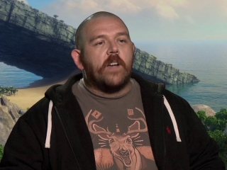 Ice Age Continental Drift Nick Frost On His Character