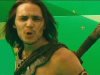 John Carter Blooper Reel Uk