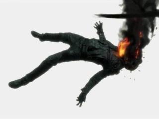 ghost rider spirit of vengeance der daemon zarathos wird