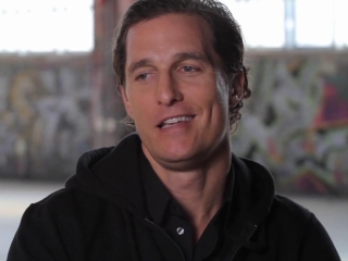 Killer Joe Matthew Mcconaughey On Getting Involved With The Film