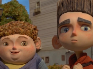 Paranorman German
