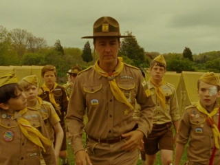 Moonrise Kingdom Non Violent Rescue Operation