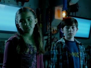 SPY KIDS: ALL THE TIME IN THE WORLD IN 4D (GERMAN TRAILER 1)