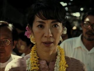 The Lady Suu Kyi Begruexdft Leute German - The Lady - Flixster Video