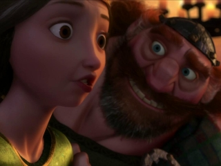 Brave: Advice To Elinor (French)